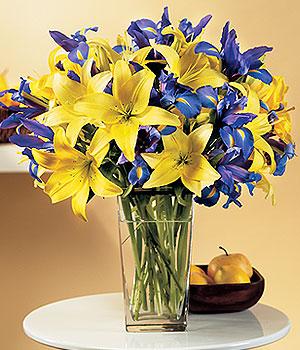 Gölbaşına çiçek , çiçekçi , çiçekçilik  Lilyum ve mevsim  çiçegi özel
