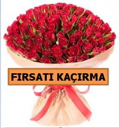 SON 1 GÜN İTHAL BÜYÜKBAŞ GÜL 101 ADET  Gölbaşı çiçek siparişi yurtiçi ve yurtdışı çiçek siparişi