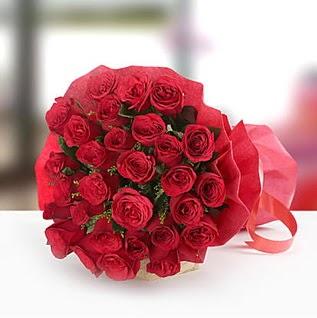 41adet kırmızı gül buket  Gölbaşı çiçek online çiçek siparişi