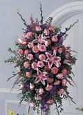 Ankara Gölbaşı çiçekçi uluslararası çiçek gönderme  ferforje tanzim kazablankadan