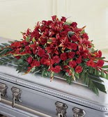 çelenk son yolculuk gül lilyumdan  Gölbaşı çiçek kaliteli taze ve ucuz çiçekler