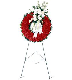 Gölbaşı çiçek siparişi yurtiçi ve yurtdışı çiçek siparişi  Amerikan tipi tören çiçegi