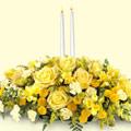 Gölbaşı çiçek kaliteli taze ve ucuz çiçekler  sadece sarilar ve mum