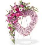 kalp içerisinde mevsim çiçekleri   Ankara çiçekçi Gölbaşı İnternetten çiçek siparişi