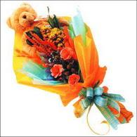 ayicik gül ve kir çiçekleri   Gölbaşı çiçek kaliteli taze ve ucuz çiçekler