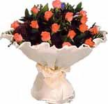 11 adet gonca gül buket   Gölbaşı çiçek gönder cicekciler , cicek siparisi