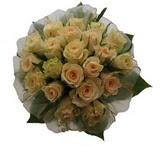 12 adet sari güllerden buket   Gölbaşı çiçekçi telefonları