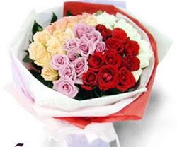 SEVENLERE ÖZEL 51 ADET GÜL  Gölbaşı çiçek siparişi yurtiçi ve yurtdışı çiçek siparişi