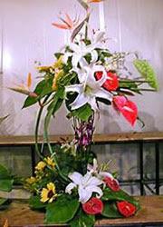 Gölbaşı çiçek kaliteli taze ve ucuz çiçekler  iki katli görsel ve kaliteli perförje