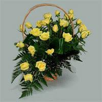 12 adet sari gül sicak sevgiye inananlara  Gölbaşı çiçekçiler  çiçek siparişi sitesi