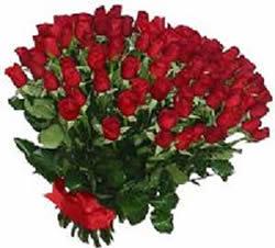51 adet kirmizi gül buketi  Gölbaşı çiçek yolla online çiçekçi , çiçek siparişi