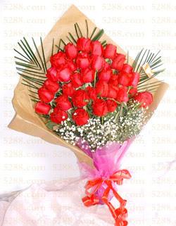 13 adet kirmizi gül buketi   Ankara Gölbaşı çiçekçi uluslararası çiçek gönderme