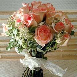 12 adet sonya gül buketi    Ankara Gölbaşı 14 şubat sevgililer günü çiçek