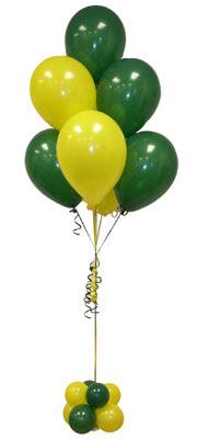 Sevdiklerinize 17 adet uçan balon demeti yollayin.   Gölbaşı ankara çiçek servisi , çiçekçi adresleri