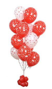 Sevdiklerinize 17 adet uçan balon demeti yollayin.  Gölbaşı çiçek siparişi yurtiçi ve yurtdışı çiçek siparişi