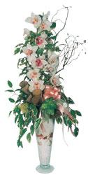 Ankara Gölbaşı hediye çiçek yolla  mika yada cam içerisinde dal orkide