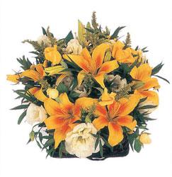 Gölbaşı çiçek gönder cicekciler , cicek siparisi  Karisik mevsim sepeti