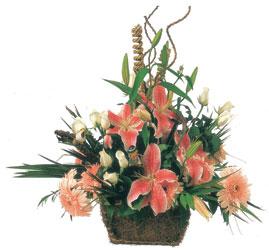 Gölbaşı çiçek online çiçek siparişi  Mevsimsel Çok özel sevdiklerinize çiçek tanzimi