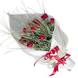 Ankara Gölbaşı internetten çiçek siparişi  11 adet kirmizi gül buket- Her gönderim için ideal