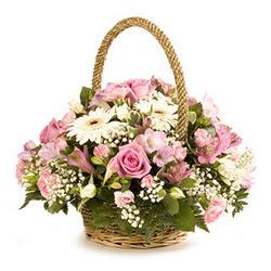 Gölbaşı ankara çiçek gönderme sitemiz güvenlidir  Gül ve gerberalardan çiçek aranjmani