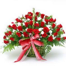 Ankara Gölbaşı hediye sevgilime hediye çiçek  33 adet kirmizi gül - etkilemek artik çok kolay
