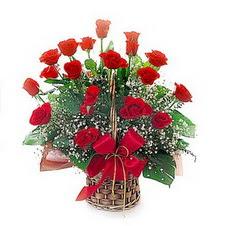 Çiçek yolla Gölbaşı internetten çiçek satışı  saygi duyanlara 12 adet kirmizi gül