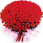 Ankara Gölbaşı çiçek siparişi vermek  1001 adet kirmizi gülden çiçek tanzimi