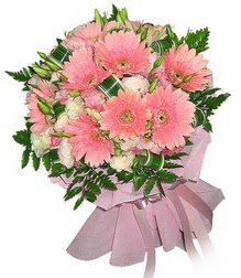 Ankara Gölbaşı çiçek gönderme  Karisik mevsim çiçeklerinden demet