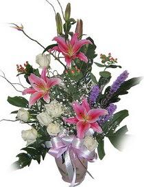 Gölbaşı çiçek yolla online çiçekçi , çiçek siparişi  Görsel aranjman tanzimi - Görsellikte son sinir -