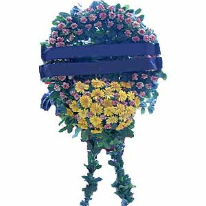 Cenaze çelenk , cenaze çiçekleri , çelengi  Ankara Gölbaşı hediye çiçek yolla