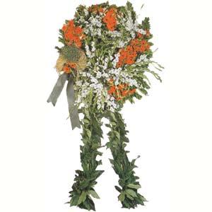 Cenaze çiçek , cenaze çiçekleri , çelengi  Ankara Gölbaşındaki çiçekçiler ankara çiçek satışı