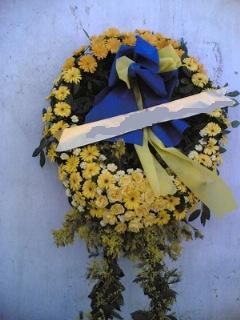 Cenaze çiçek , cenaze çiçegi , çelengi  Gölbaşı Ankara çiçek yolla