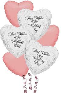 Gölbaşı çiçek siparişi yurtiçi ve yurtdışı çiçek siparişi  19 adet kalp görüntülü sevgi balonlari