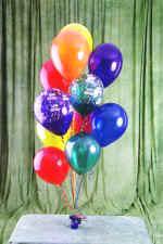 Gölbaşı Ankara çiçek yolla  19 adet uçan balon demeti balonlar