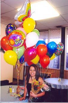 Gölbaşı çiçek siparişi yurtiçi ve yurtdışı çiçek siparişi  49 adet karisik renkte uçan balonlar buketi