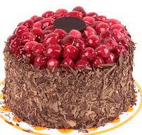 çikolatali franbuazli yas pasta 4 ila 6  Ankara Gölbaşı 14 şubat sevgililer günü çiçek