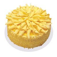 Muzlu pasta 4 ile 6 kisilik yas pasta  Gölbaşı anneler günü çiçek yolla