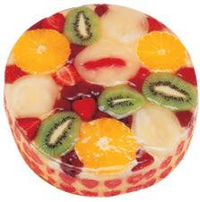 Meyvali 4 ile 6 kisilik yas pasta leziz  ankara Gölbaşı çiçek mağazası , çiçekçi adresleri