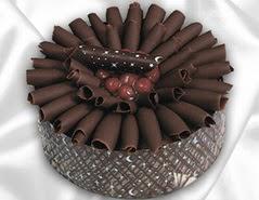 online pasta satisi 4 ile 6 kisilik çikolatali meyvali yaspasta  Ankara Gölbaşı çiçek gönderme