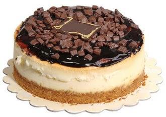 pasta yolla 4 ile 6 kisilik çikolatali yas pasta  Gölbaşı ankara çiçek gönderme sitemiz güvenlidir