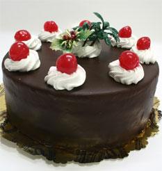 4 ile 6 kisilik yas pasta çikolatali taze pastaci  Gölbaşına çiçek , çiçekçi , çiçekçilik