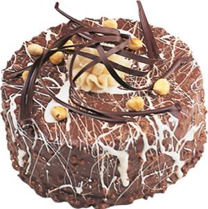pasta satisi 4 ile 6 kisilik çikolatali yas pasta  Ankaradaki çiçekçiler Gölbaşı cicek , cicekci