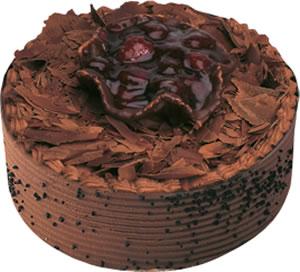 pasta satisi 4 ile 6 kisilik çikolatali yas pasta  Gölbaşı çiçek online çiçek siparişi