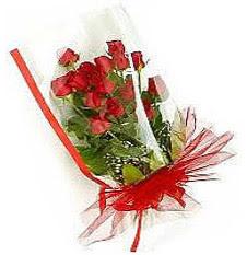 13 adet kirmizi gül buketi sevilenlere  Ankara çiçekçi Gölbaşı İnternetten çiçek siparişi