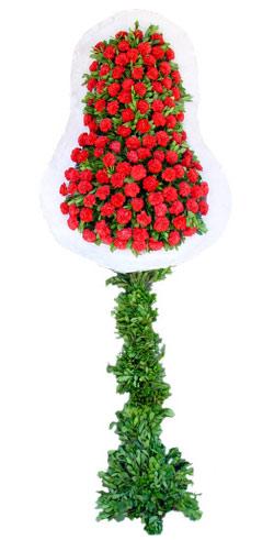 Dügün nikah açilis çiçekleri sepet modeli  Ankaradaki çiçekçiler Gölbaşı cicek , cicekci