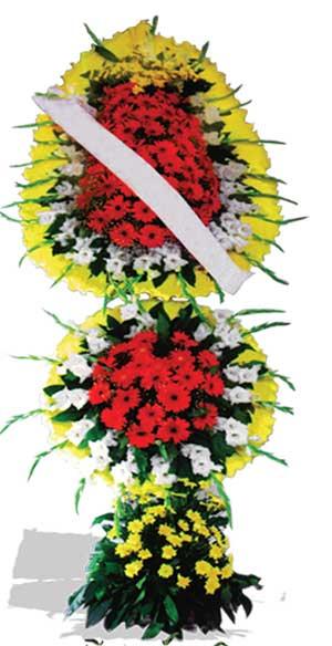 Dügün nikah açilis çiçekleri sepet modeli  Ankara Gölbaşı çiçekçi uluslararası çiçek gönderme