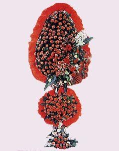 Dügün nikah açilis çiçekleri sepet modeli  Ankara Gölbaşı 14 şubat sevgililer günü çiçek