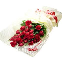 Çiçek gönderme 13 adet kirmizi gül buketi  Ankara Gölbaşı hediye sevgilime hediye çiçek