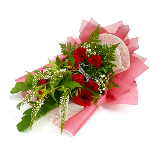 Karisik çiçek buketi mevsim buket  Gölbaşı çiçekçi güvenli kaliteli hızlı çiçek