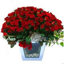 Gölbaşı çiçek yolla online çiçekçi , çiçek siparişi   101 adet kirmizi gül aranjmani